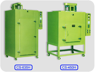 皆盛機電(股)-高溫型熱風乾燥爐