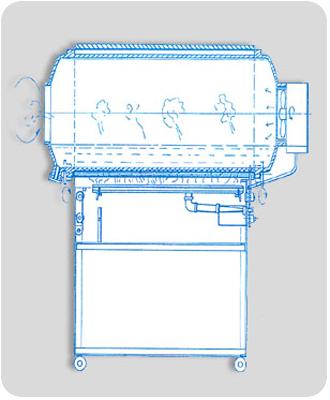 皆盛機電(股)-新型全自動控制蜂蜜專用乾燥機