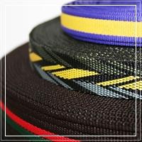 專業從事開發製造各種織帶