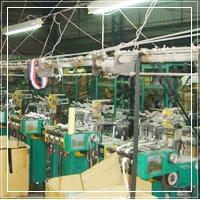 專業從事開發製造各種織帶、S腰帶、鬆緊帶、棉紗帶、提花帶、尼龍帶、褲腰帶、走馬帶、安全帶、粘扣帶等。