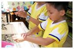 防止腸病毒‧勤洗手